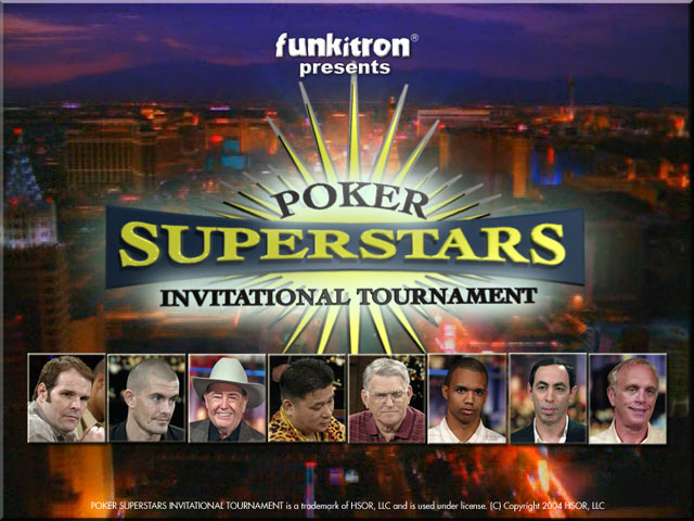 Poker Superstars Invitational Tournament