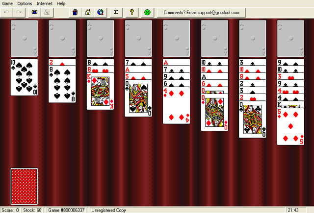 Solitaire Wizard